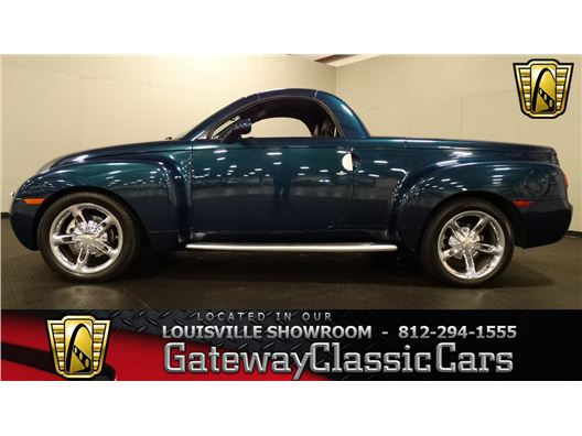 2005 Chevrolet SSR for sale in Memphis, Indiana 47143