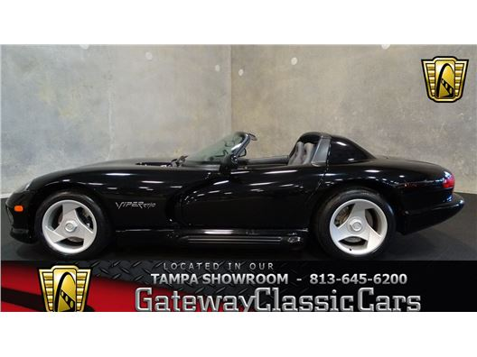 1995 Dodge Viper for sale in Ruskin, Florida 33570