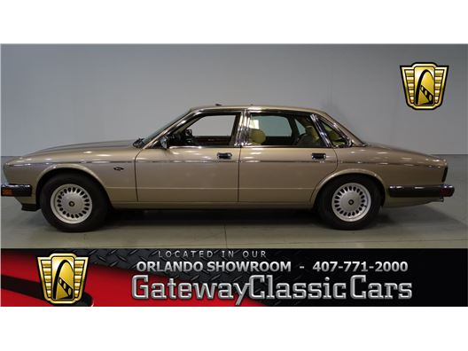 1989 Jaguar XJ-6 for sale in Lake Mary, Florida 32746