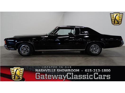 1972 Pontiac Grand Prix for sale in La Vergne, Tennessee 37086