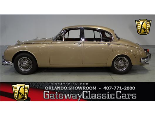 1965 Jaguar MK II for sale in Lake Mary, Florida 32746