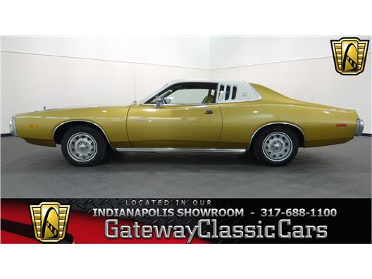 1973 Dodge Charger for sale in Indianapolis, Indiana 46268