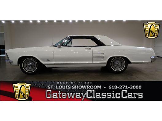 1964 Buick Riviera for sale in O'Fallon, Illinois 62269