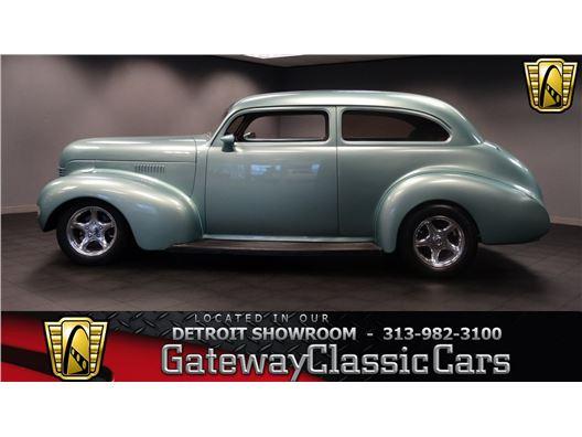 1940 Chevrolet Street Rod for sale in Dearborn, Michigan 48120
