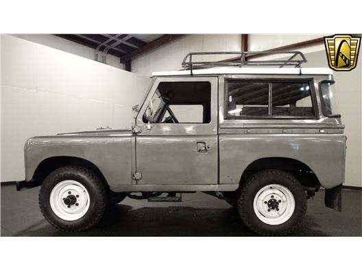 1965 Land Rover Santana for sale in Memphis, Indiana 47143