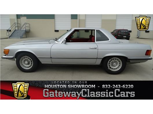 1973 Mercedes-Benz 450 SL for sale in Houston, Texas 77060