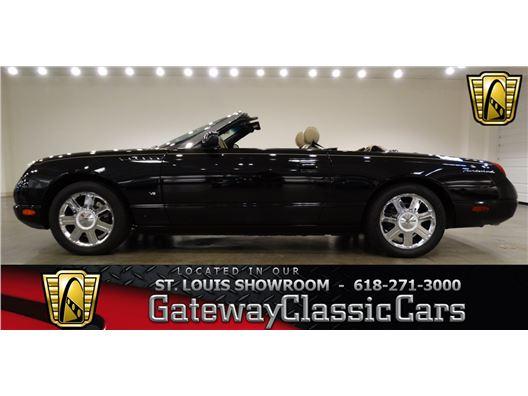 2004 Ford Thunderbird for sale in O'Fallon, Illinois 62269
