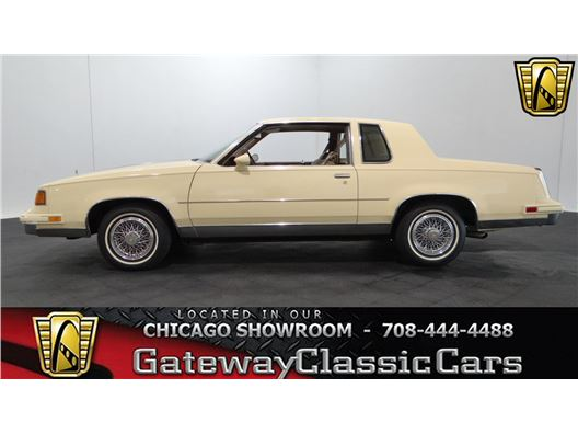 1986 Oldsmobile Cutlass for sale in Tinley Park, Illinois 60487