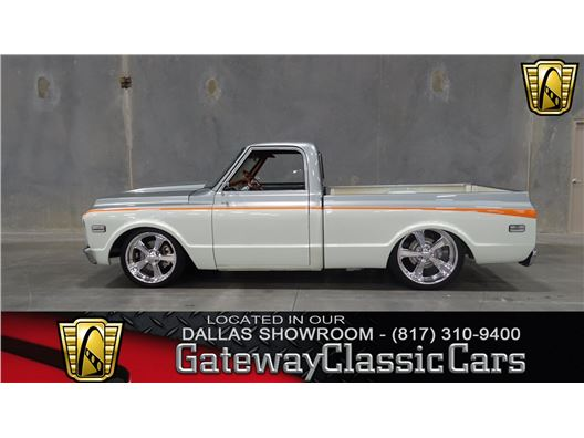 1971 Chevrolet C10 for sale in DFW AIRPORT, Texas 76051