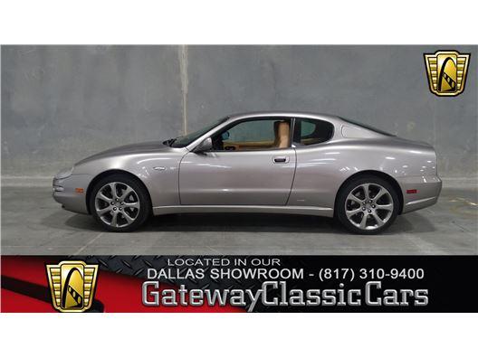 2004 Maserati Cambiocorsa Coupe for sale in DFW AIRPORT, Texas 76051