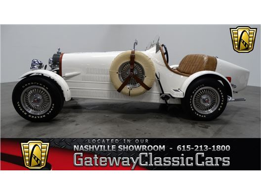 1938 Bugatti Tribute for sale in La Vergne, Tennessee 37086