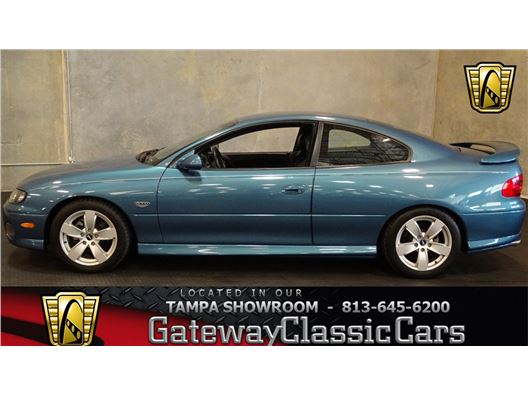 2004 Pontiac GTO for sale in Ruskin, Florida 33570