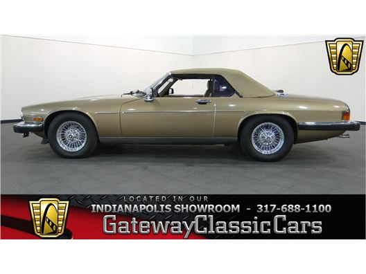 1989 Jaguar XJS for sale in Indianapolis, Indiana 46268