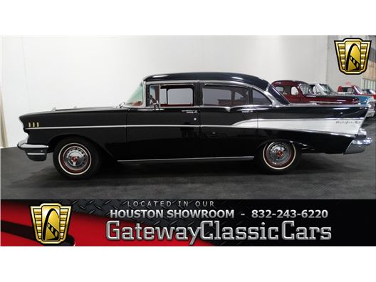 1957 Chevrolet Bel Air for sale in Houston, Texas 77060