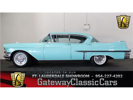 1957 Cadillac Series 62 for sale in Coral Springs, Florida 33065
