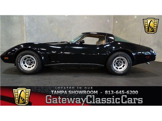 1979 Chevrolet Corvette for sale in Ruskin, Florida 33570