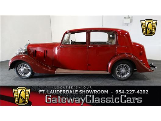 1939 Rolls-Royce Wraith for sale in Coral Springs, Florida 33065