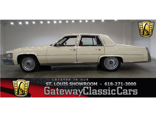 1979 Cadillac Fleetwood for sale in O'Fallon, Illinois 62269