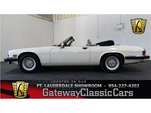 1991 Jaguar XJS for sale in Coral Springs, Florida 33065