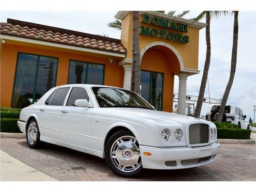 2007 Bentley Arnage for sale in Deerfield Beach, Florida 33441