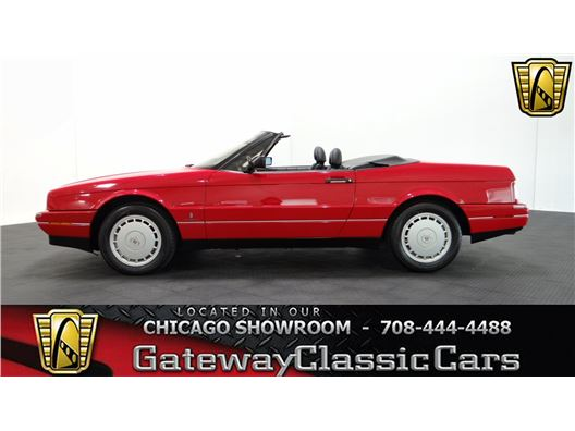 1992 Cadillac Allante for sale in Tinley Park, Illinois 60487