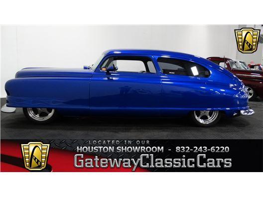 1949 Nash Ambassador for sale in Houston, Texas 77060