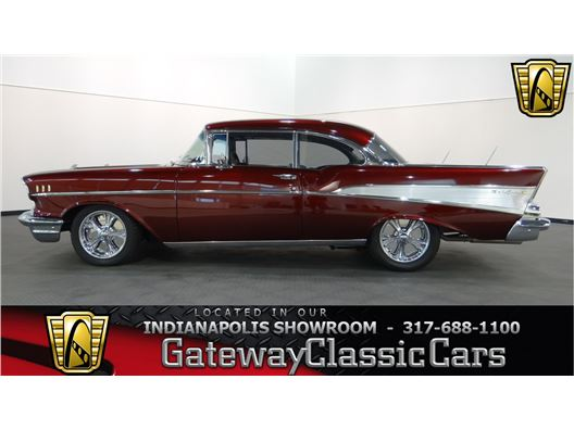 1957 Chevrolet Bel Air for sale in Indianapolis, Indiana 46268
