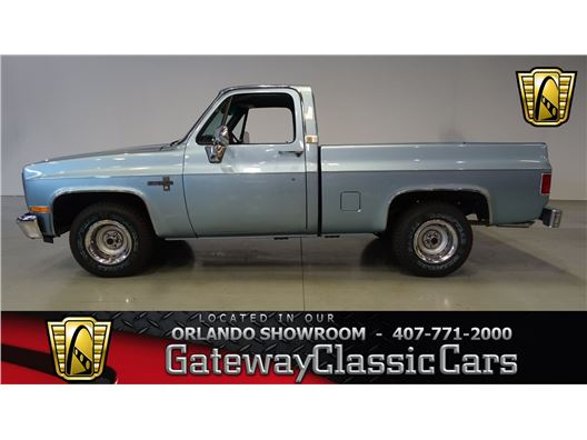 1986 Chevrolet C10 for sale in Lake Mary, Florida 32746