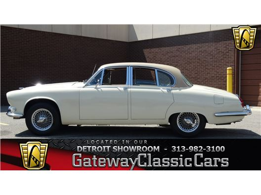 1967 Jaguar 420 for sale in Dearborn, Michigan 48120