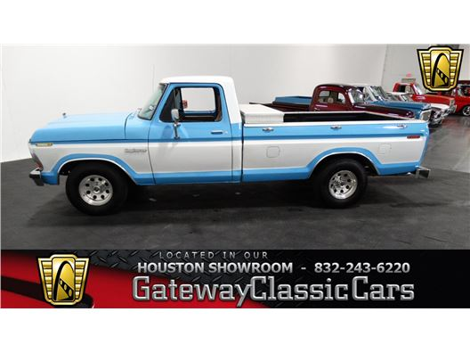 1979 Ford F100 for sale in Houston, Texas 77060
