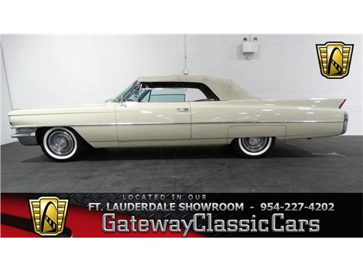 1963 Cadillac Series 62 for sale in Coral Springs, Florida 33065