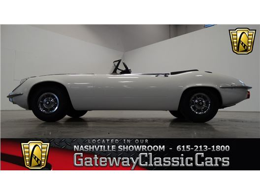 1971 Jaguar E-type for sale in La Vergne, Tennessee 37086