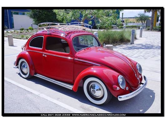 1955 Volkswagen Beetle for sale in Sarasota, Florida 34232
