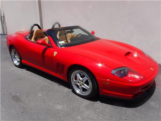 2001 Ferrari 550 for sale in San Antonio, Texas 78249