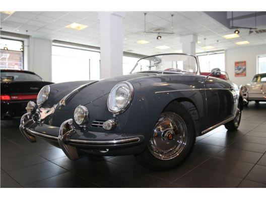 1961 Porsche 356B/1600 for sale in New York, New York 10019