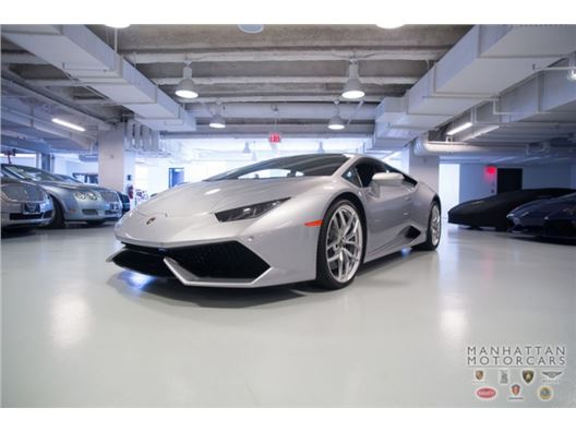 2015 Lamborghini Huracan for sale in New York, New York 10019