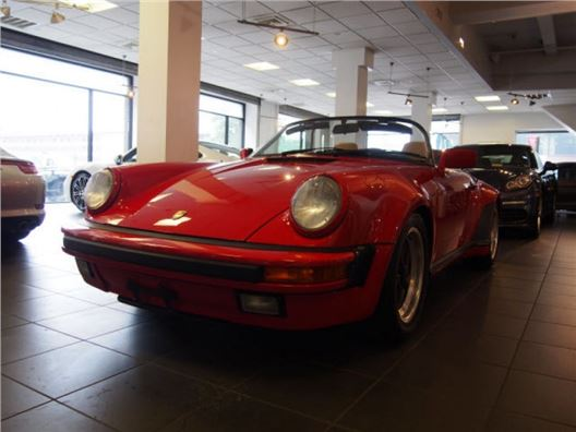 1989 Porsche 911 Carrera for sale in New York, New York 10019