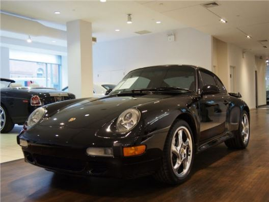 1996 Porsche 911 Turbo for sale in New York, New York 10019