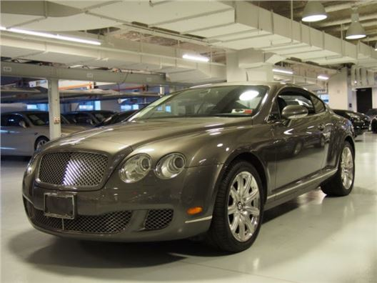 2009 Bentley Continental GT for sale in New York, New York 10019