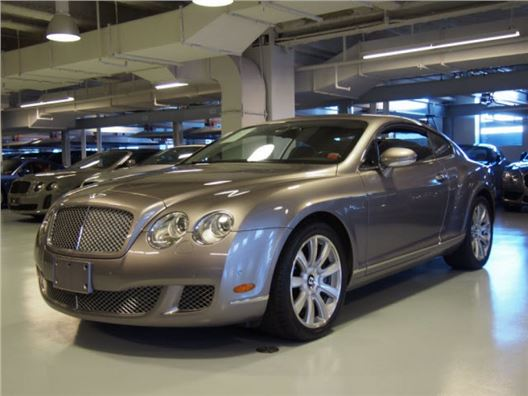 2008 Bentley Continental GT for sale in New York, New York 10019