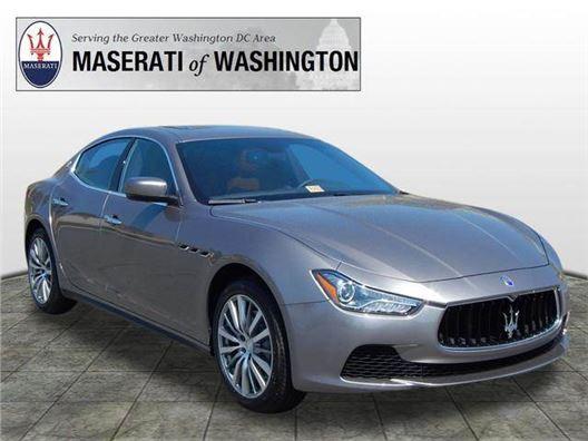 2016 Maserati Ghibli for sale in Sterling, Virginia 20166