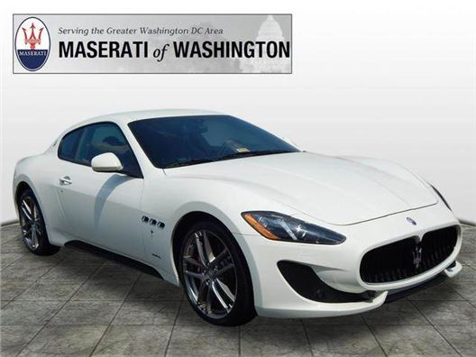 2016 Maserati GranTurismo for sale in Sterling, Virginia 20166