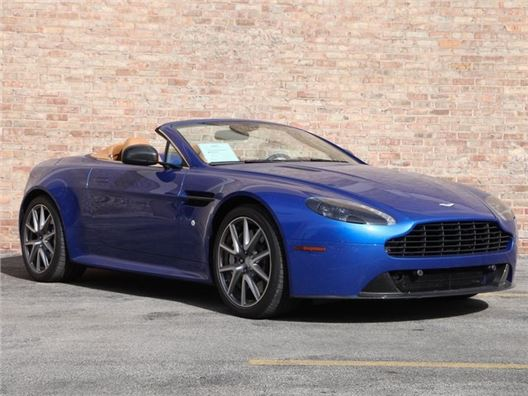 2015 Aston Martin V8 Vantage S for sale in Downers Grove, Illinois 60515
