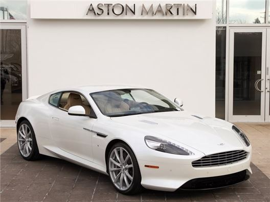 2016 Aston Martin DB9 for sale in Downers Grove, Illinois 60515