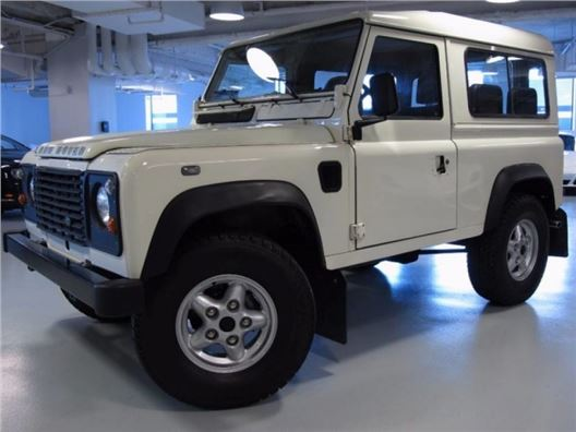 1986 Land Rover Defender for sale in New York, New York 10019