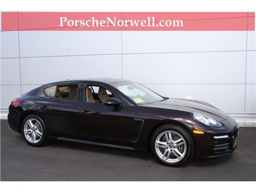 2015 Porsche Panamera for sale in Norwell, Massachusetts 02061
