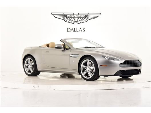 2016 Aston Martin V8 Vantage S for sale in Dallas, Texas 75209