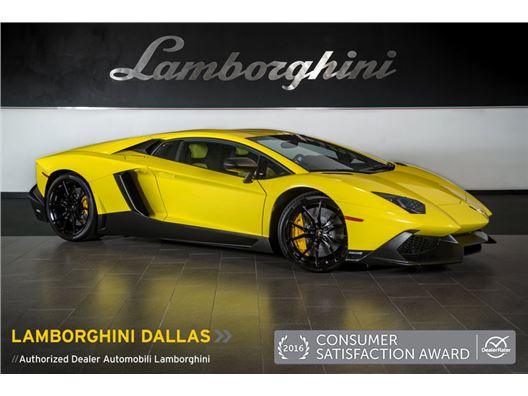 2014 Lamborghini Aventador LP720-4 Anniversary for sale in Richardson, Texas 75080