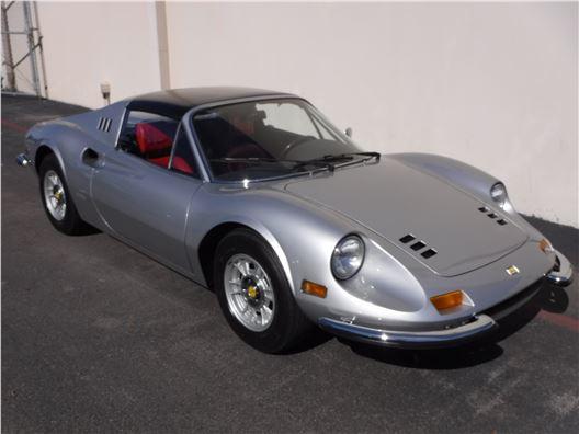 1974 Ferrari Dino 246 Gts for sale in San Antonio, Texas 78249