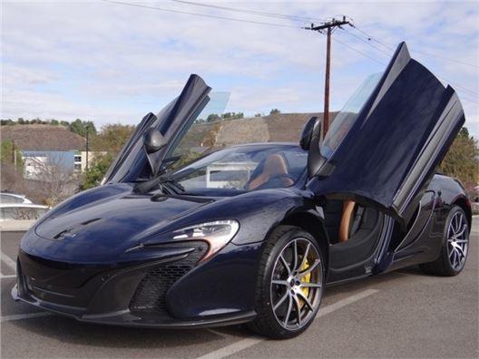 2016 McLaren 650S for sale in Beverly Hills, California 90211